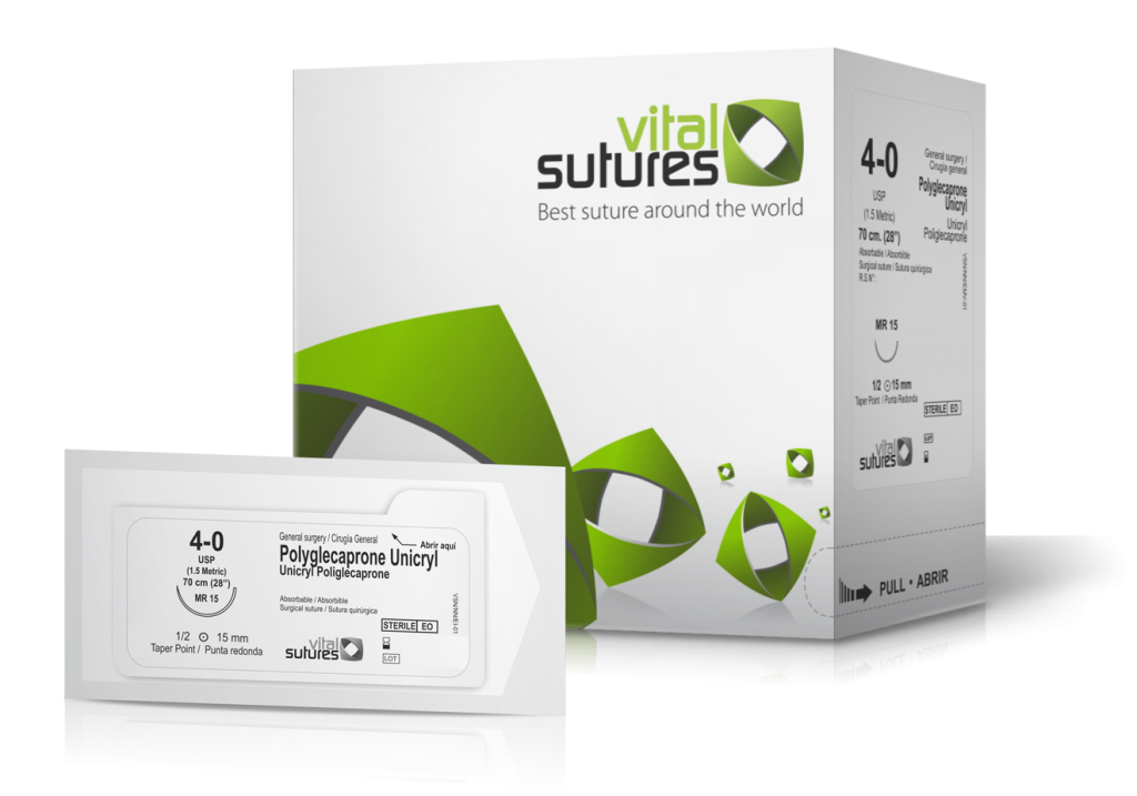 ABSORBABLE SUTURES - Vital sutures best sutures around the world